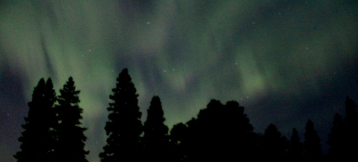 northern lights / rejoicing hills