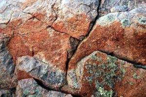 red rock / rejoicing hills